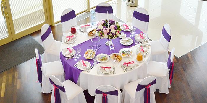 Стол на свадьбу размеры