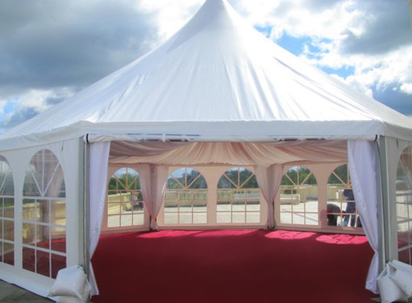 Купить большой шатёр для свадьбы