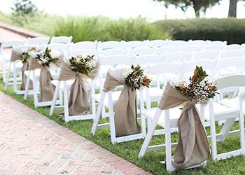 Накидки на стулья на свадьбу 27