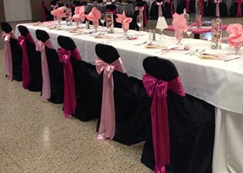 Накидки на стулья на свадьбу 56