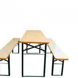 Стол прямоугольный 220х50