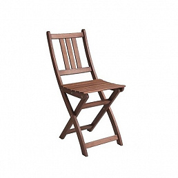 Складные стулья деревянные реечные