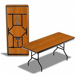 Прямоугольный стол 180×80